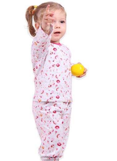 Breeze Pijama Takım Fuşya